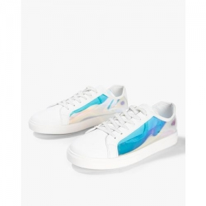 UNITED COLORS OF BENETTON Colourblock Lace-Up Casual Shoes