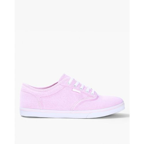 Vans Low-Top Lace-Up Shoes