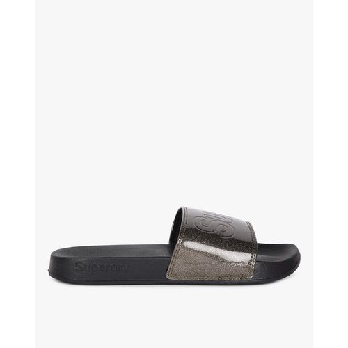 SUPERDRY Brand Print Sliders