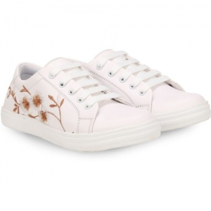 b446ee246412 Buy Sparx Pink White Fabric Slip On Sneakers For Women online ...