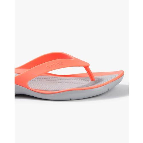 CROCS Swiftwater Thong-Style Flip-Flops