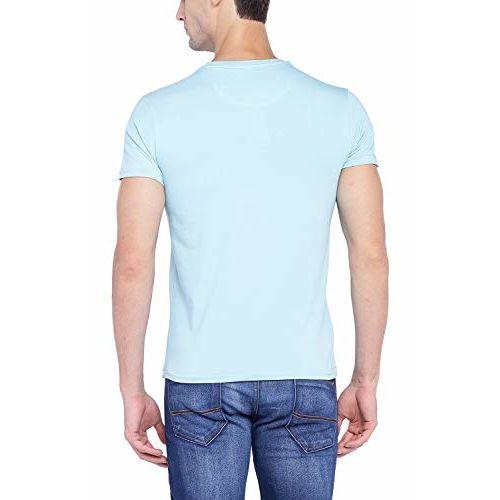 Allen Solly Printed Slim fit T-Shirt