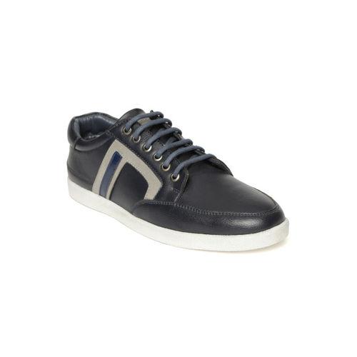Duke Men Navy Blue Sneakers