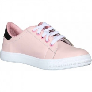 1 WALK Sneakers For Women(Pink)