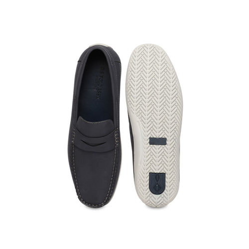 U.S. Polo Assn. Men Navy Blue RUBIO Loafers