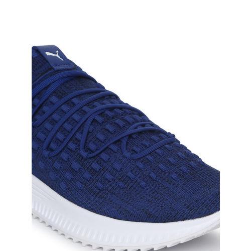 Puma Men Blue AVID Fusefit Sneakers