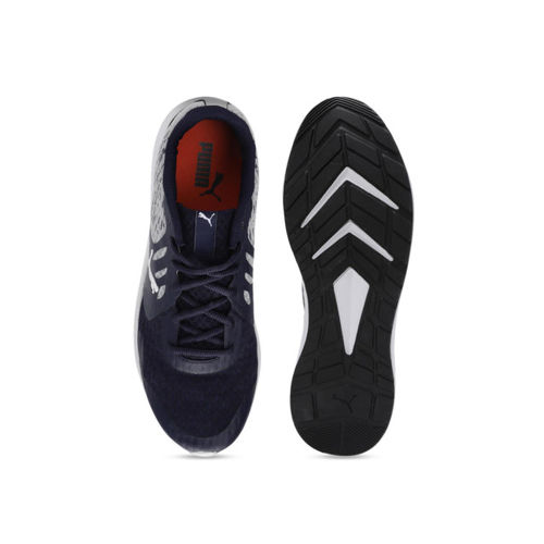 Puma Men Blue Gamble XT IDP Sneakers