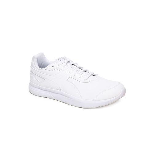Puma Men White Escaper SL Sneakers