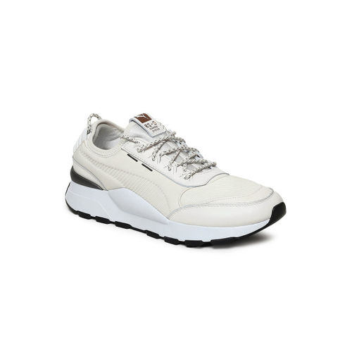 Puma Unisex Grey-Coloured RS-0 Trophy Sneakers