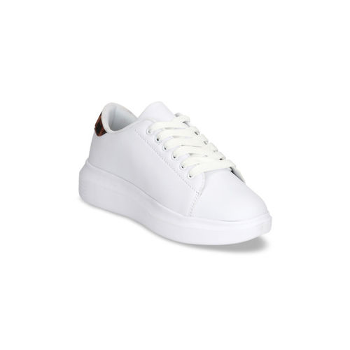 Truffle Collection Women White Sneakers