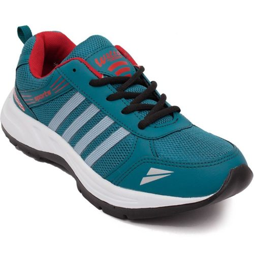 Asian Running Shoes For Men(Red, Green)