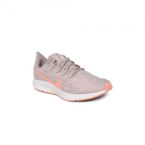Nike Women Taupe Air Zoom Pegasus 36 Running Shoes