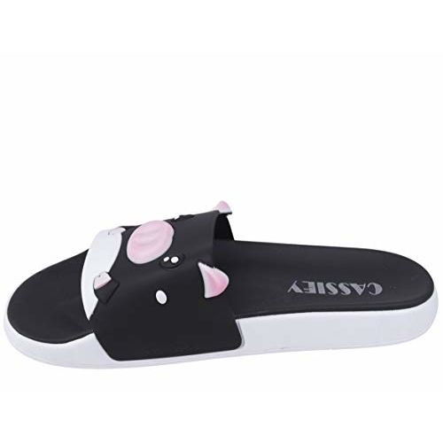 Irsoe Cassiey Cute Cat Women's Latest Slide Flip Flop Slippers