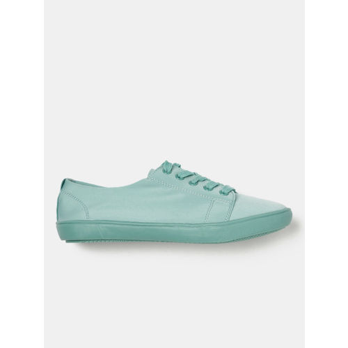DressBerry Women Turquoise Blue Sneakers