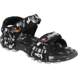 NXGEN Men Black Sandals