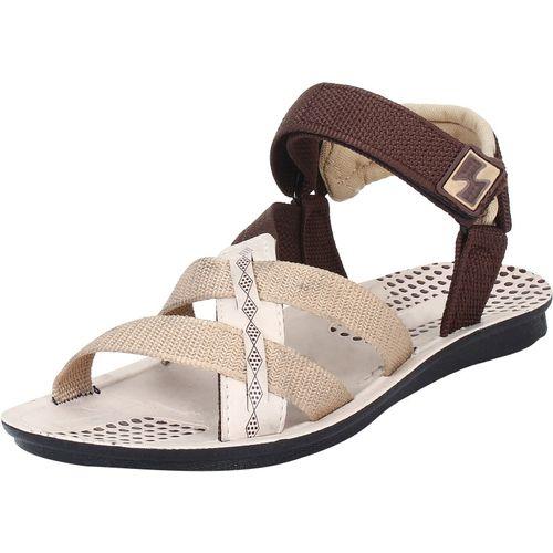 World Wear Footwear Men Brown, Beige Casual