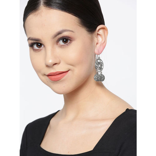 Anouk Set of 3 Gold-Plated Silver-Toned Drop Earrings