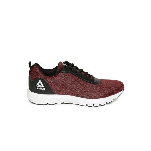 Reebok Men Red & Black Avid Running Shoes
