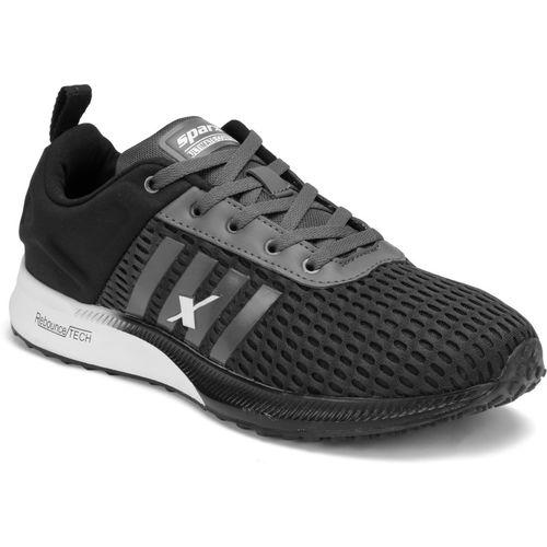 Sparx Men SM-382 Black Grey Walking Shoes For Men(Grey)