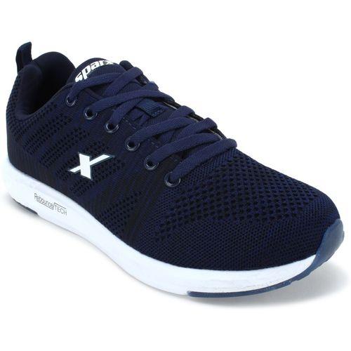 Sparx Men SM-379 Navy Blue White Training & Gym Shoes For Men(Navy)