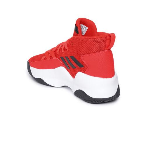 Buy ADIDAS Men Red Streetfire