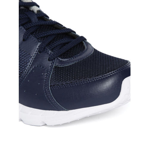 Reebok Men Navy Blue Solid Top Speed Xtreme Running Shoes