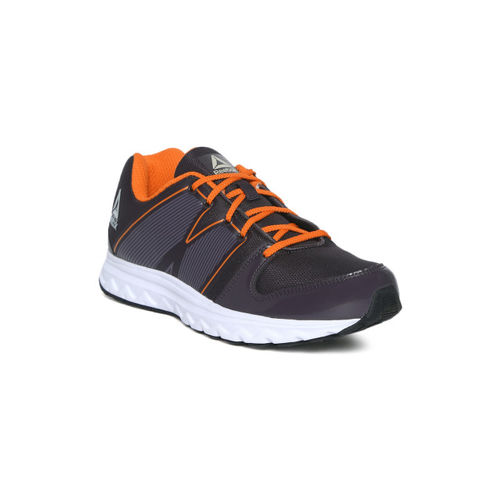 Reebok Men Aubergine Cool Traction Xtreme LP Running Shoes
