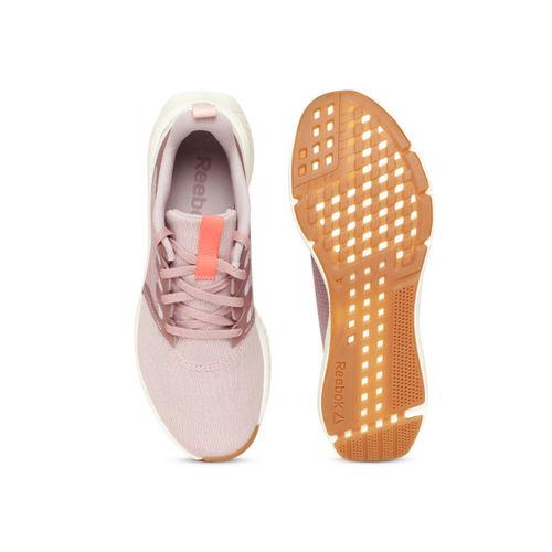 Reebok Women Dusty Pink Fusium Lite Running Shoes