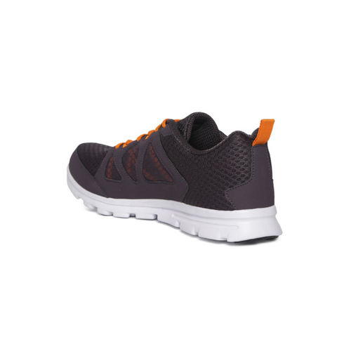 Reebok Men Purple Textured Affect Extreme Running Shoes
