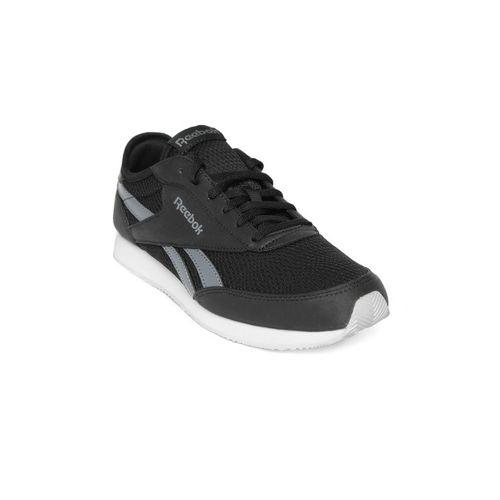 Reebok Classic Women Black Royal Jogger 2 Breezy Basics Sneakers
