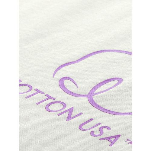 ADIDAS Originals Men White Printed KAVAL GRP TEE T-shirt