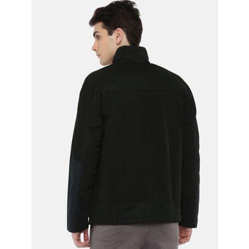 ADIDAS Originals Men Black NMD TRACK TOP Checked Lightweight Tailored Jacket