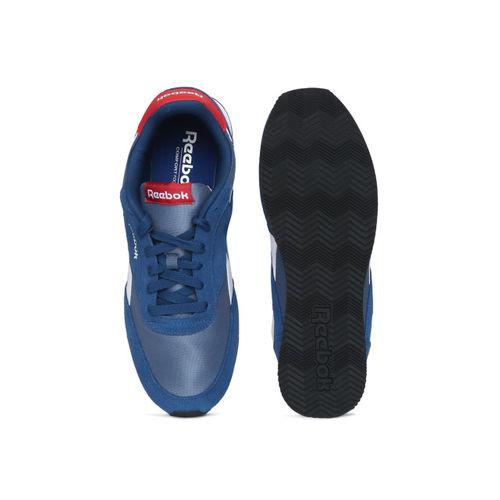 Reebok Classic Men Blue ROYAL CL JOGGER Sneakers