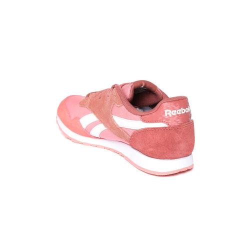 Reebok Classic Women Peach-Coloured Royal Ultra SL Sneakers