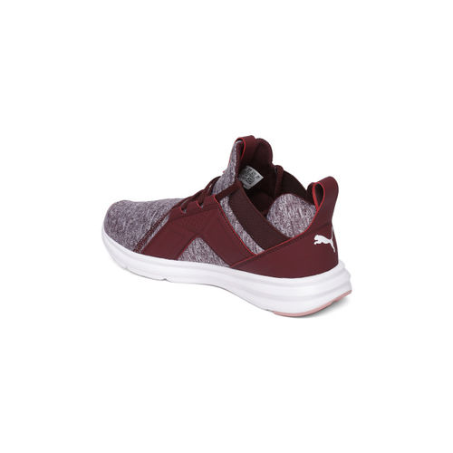 1b0bb41e61 Buy Puma Women Purple Enzo Heath SoftFoam+ Running Shoes online ...
