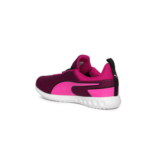 Puma Women Pink Concave Pro Wn's IDP Running Shoes