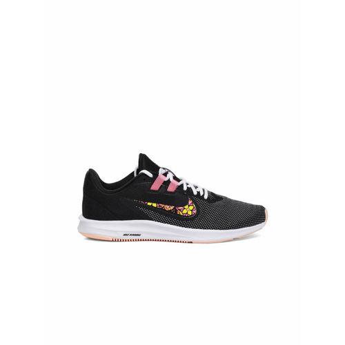 Nike Women Black DOWNSHIFTER 9 SE Running Shoes