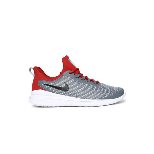 Nike Men Grey RENEW RIVAL Running Shoes