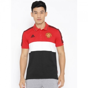 promo code 89d40 7a505 Buy latest Men's Polo T-shirts from Adidas online in India ...