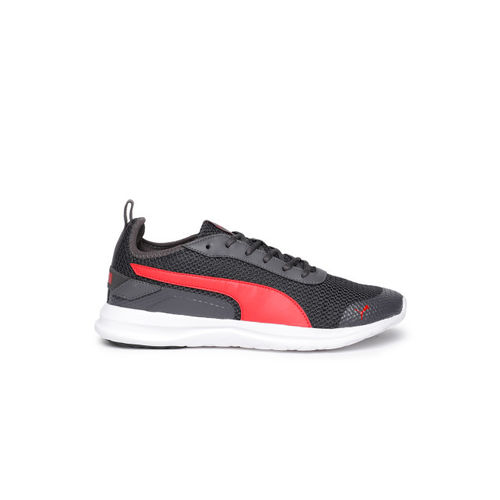 Puma Men Grey Manitoba IDP Running Shoes