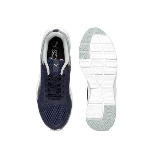 Puma Men Navy Blue Trackracer IDP Running Shoes