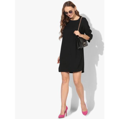 Marks & Spencer Women Black T-shirt Dress