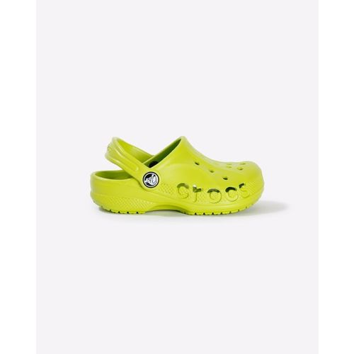 CROCS Laser-Cut Slingback Clogs