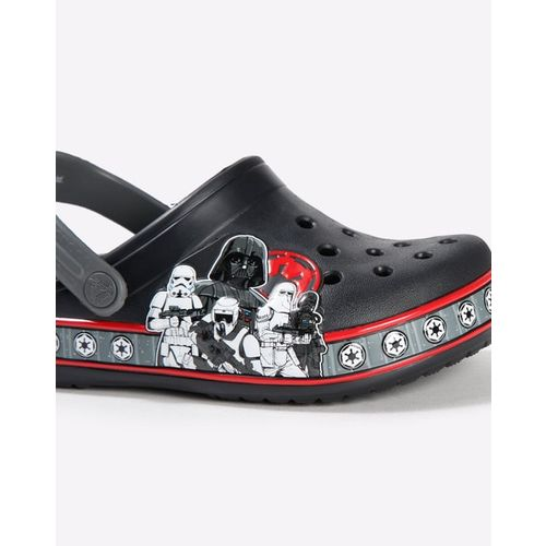 CROCS Star Wars Slingback Clogs with Applique