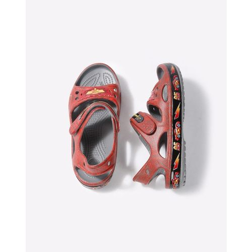 CROCS Printed Sandals with Velcro Closure