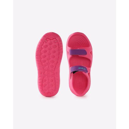 CROCS Swiftwater River Colourblock Sandals