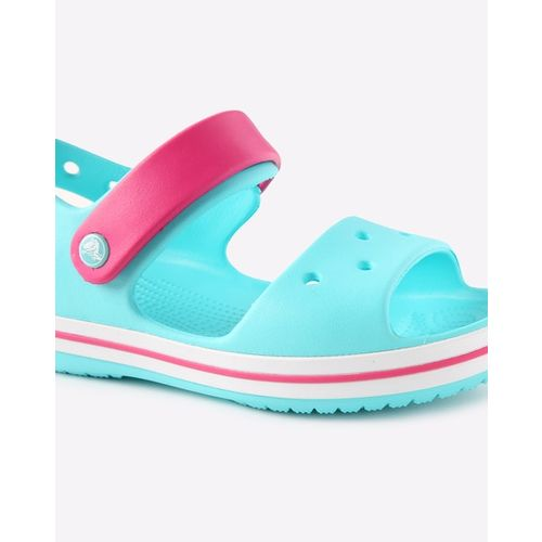CROCS Slingback Sandals with Velcro Closure