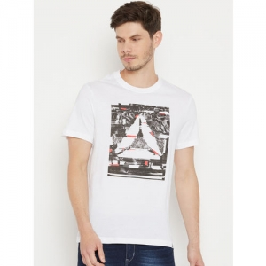 68515223 Buy Adidas Men White Club Solid Round Neck T-shirt online | Looksgud.in