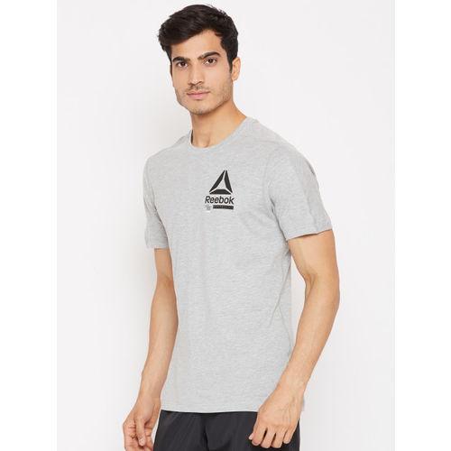 Reebok Men Orange OST Speedwick Move Training T-shirt