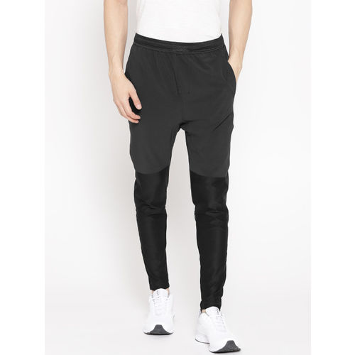 Reebok Men Black Slim Fit OST Woven Trackster Training Pants